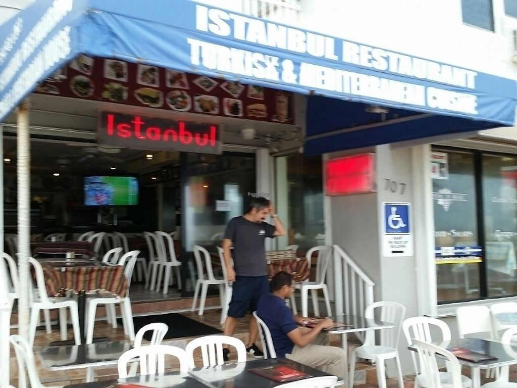 """Photo of Istanbul Restaurant  by <a href=""""/members/profile/eric"""">eric</a> <br/>outside <br/> December 1, 2016  - <a href='/contact/abuse/image/13600/196435'>Report</a>"""