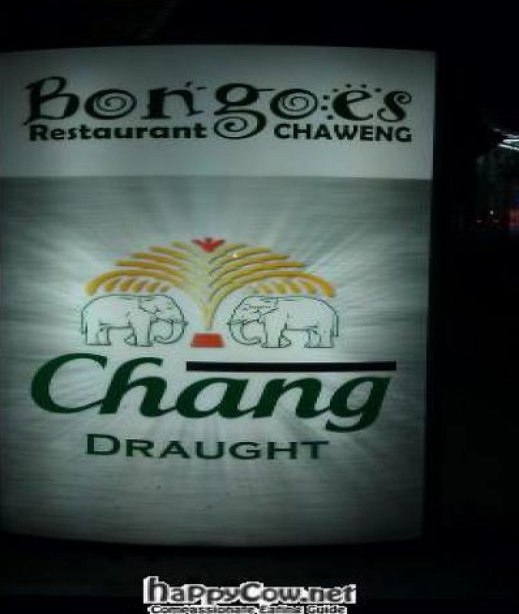 "Photo of Bongoes  by <a href=""/members/profile/eric"">eric</a> <br/>signage <br/> October 21, 2011  - <a href='/contact/abuse/image/13690/192330'>Report</a>"