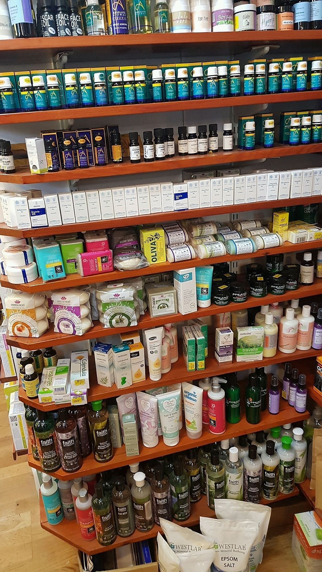 """Photo of Gaia Wholefoods  by <a href=""""/members/profile/jollypig"""">jollypig</a> <br/>Supplements <br/> March 30, 2018  - <a href='/contact/abuse/image/13720/378354'>Report</a>"""