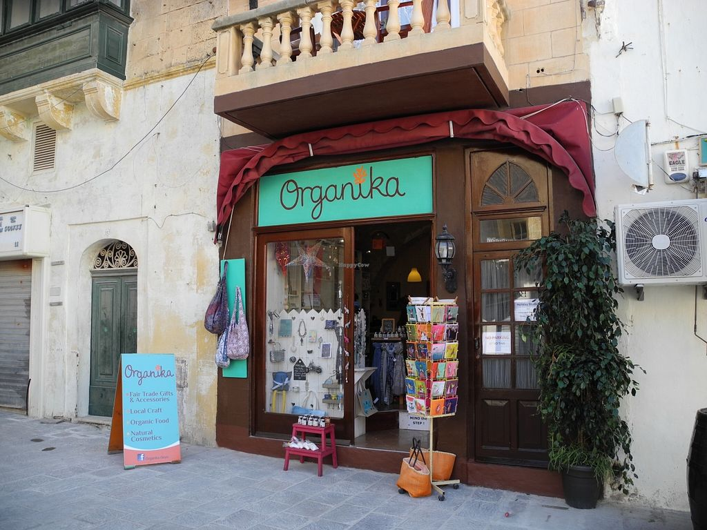 """Photo of Organika  by <a href=""""/members/profile/Nick%20Kyriazi"""">Nick Kyriazi</a> <br/>Organika in St. George Square, Victoria, Gozo <br/> February 6, 2016  - <a href='/contact/abuse/image/13792/135250'>Report</a>"""