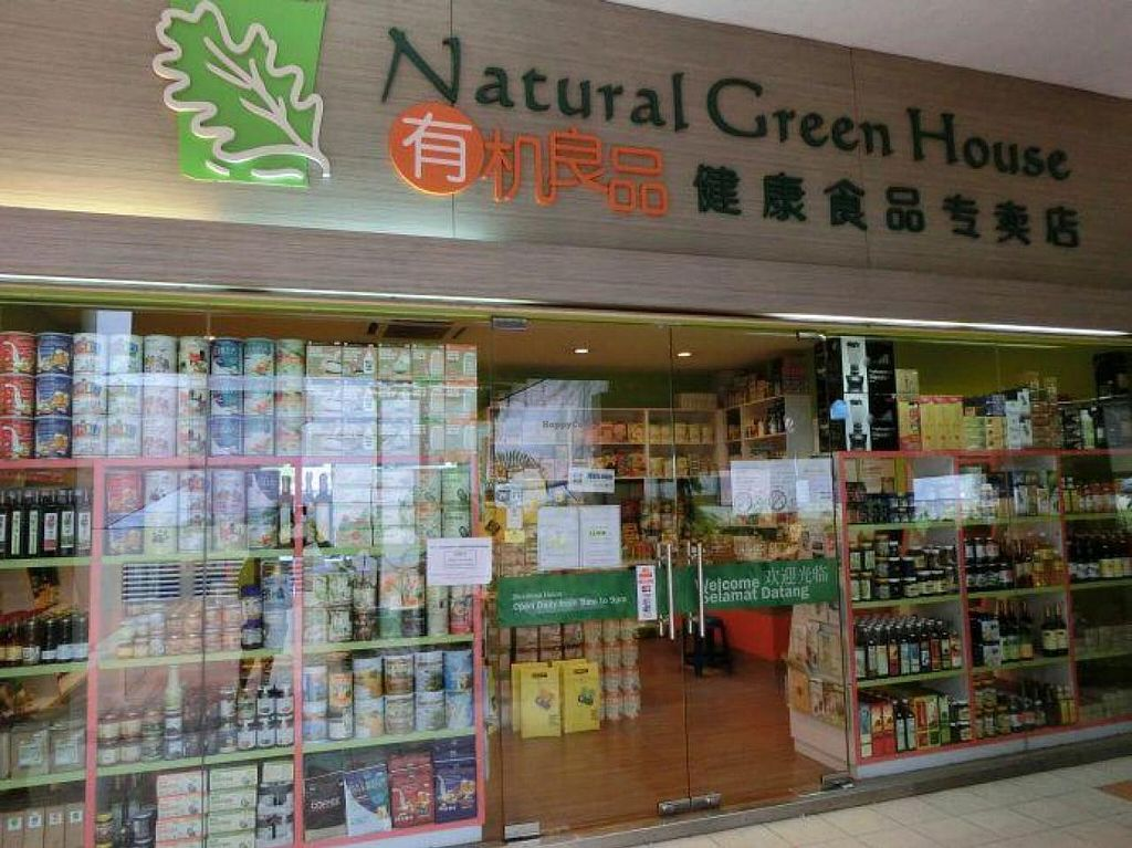 "Photo of Natural Green House Shop & Cafe - City Mall  by <a href=""/members/profile/Canamon"">Canamon</a> <br/>2014-09-25 front entrance <br/> September 26, 2014  - <a href='/contact/abuse/image/13802/81113'>Report</a>"
