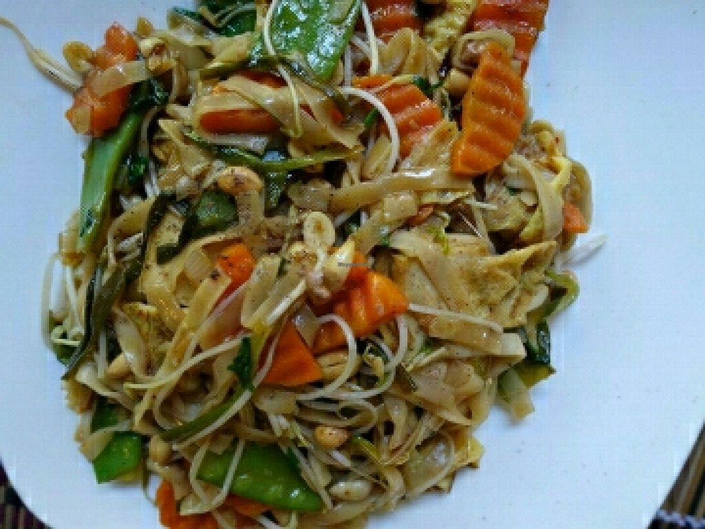"Photo of Moon Vegetarian Restaurant  by <a href=""/members/profile/JimmySeah"">JimmySeah</a> <br/>fried noodle <br/> May 15, 2016  - <a href='/contact/abuse/image/13803/149069'>Report</a>"
