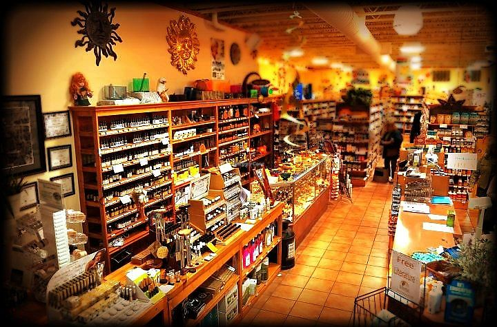 """Photo of The Sunspot Natural Market  by <a href=""""/members/profile/community3"""" class=""""title__title"""">community3</a> <br/>Inside the store from FB page <br/> June 19, 2018  - <a href='/contact/abuse/image/13848/416763'>Report</a>"""