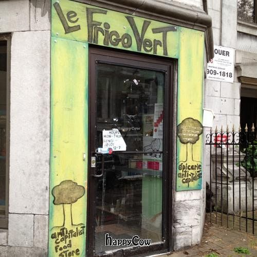 """Photo of Le Frigo Vert  by <a href=""""/members/profile/SPC"""">SPC</a> <br/>door <br/> September 22, 2012  - <a href='/contact/abuse/image/1387/38190'>Report</a>"""