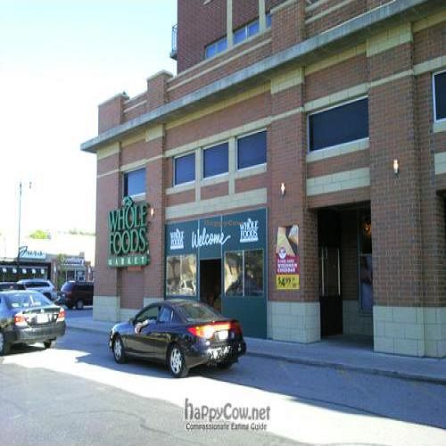 """Photo of Whole Foods Market - Sauganash  by <a href=""""/members/profile/happycowgirl"""">happycowgirl</a> <br/> September 8, 2011  - <a href='/contact/abuse/image/13971/10509'>Report</a>"""