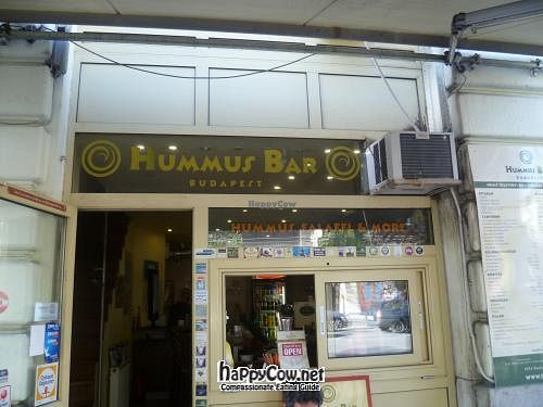 """Photo of Hummus Bar Vegetarian - Alkotmany  by <a href=""""/members/profile/borkdude"""">borkdude</a> <br/> July 27, 2012  - <a href='/contact/abuse/image/13992/35143'>Report</a>"""
