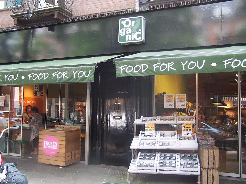 """Photo of Organic Food For You - Cornelis Schuytstraat  by <a href=""""/members/profile/Amy1274"""">Amy1274</a> <br/>Exterior <br/> July 20, 2014  - <a href='/contact/abuse/image/13995/74523'>Report</a>"""