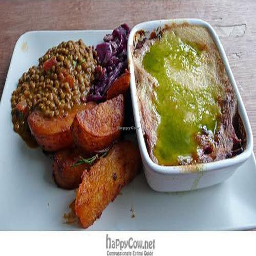 """Photo of CLOSED: InSpiral Lounge  by <a href=""""/members/profile/quarrygirl"""">quarrygirl</a> <br/>vegan lasagne bake <br/> December 24, 2009  - <a href='/contact/abuse/image/14026/3242'>Report</a>"""