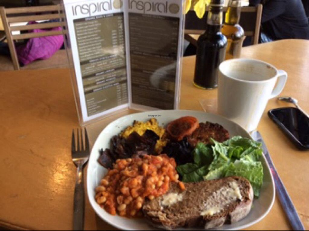 """Photo of CLOSED: InSpiral Lounge  by <a href=""""/members/profile/kosmopolitka"""">kosmopolitka</a> <br/>expensive breakfast. they forget my sausage <br/> January 21, 2015  - <a href='/contact/abuse/image/14026/90940'>Report</a>"""