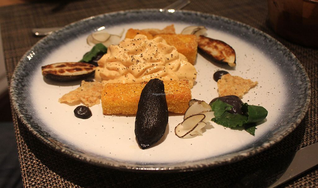 """Photo of Vanilla Black  by <a href=""""/members/profile/kezia"""">kezia</a> <br/>Vegan lunch option  <br/> December 17, 2017  - <a href='/contact/abuse/image/14093/336562'>Report</a>"""