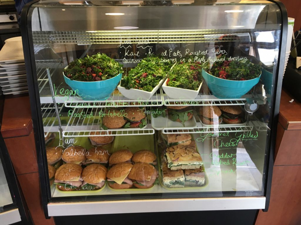 "Photo of Wild Flour  by <a href=""/members/profile/leont"">leont</a> <br/>Kale salads, vegan sandwiches <br/> July 6, 2016  - <a href='/contact/abuse/image/14144/158047'>Report</a>"
