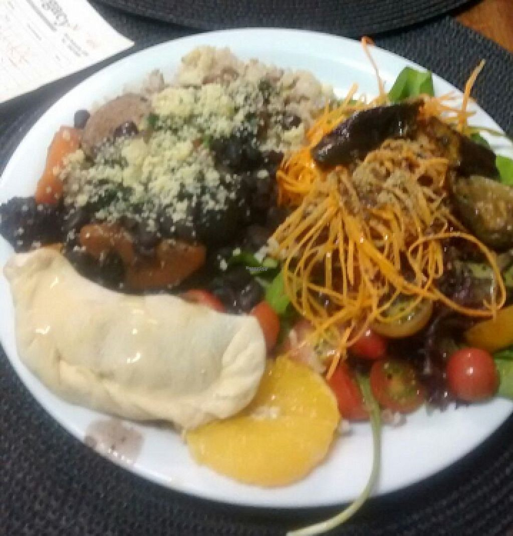 """Photo of Vegacy  by <a href=""""/members/profile/Sylvane"""">Sylvane</a> <br/>my dish with a lot of very good food ! <br/> August 13, 2016  - <a href='/contact/abuse/image/14233/168173'>Report</a>"""
