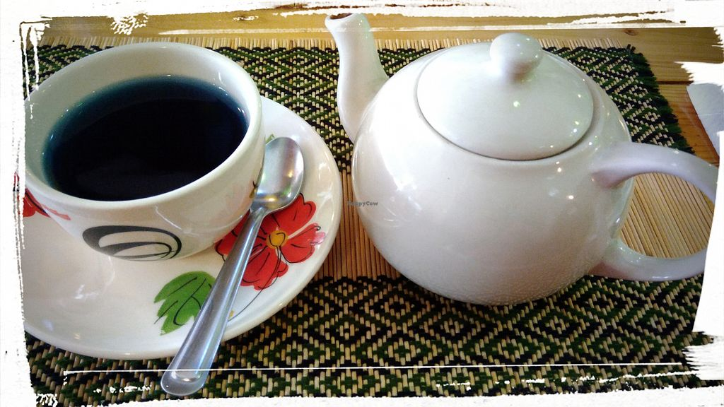 """Photo of Taste from Heaven  by <a href=""""/members/profile/ChoyYuen"""">ChoyYuen</a> <br/>Butterfly pea flower tea.  <br/> May 25, 2018  - <a href='/contact/abuse/image/14253/404856'>Report</a>"""