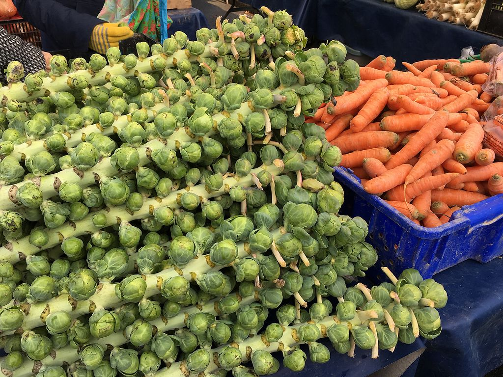 """Photo of Farmers Markets  by <a href=""""/members/profile/Siup"""">Siup</a> <br/>Fresh veggies  <br/> December 11, 2017  - <a href='/contact/abuse/image/14275/334502'>Report</a>"""
