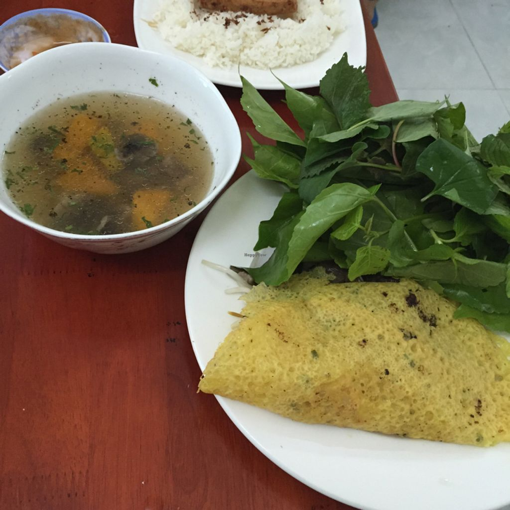 """Photo of Cay Bo De  by <a href=""""/members/profile/Bhannah"""">Bhannah</a> <br/>pumpkin soup and pancake <br/> June 27, 2016  - <a href='/contact/abuse/image/14317/156340'>Report</a>"""