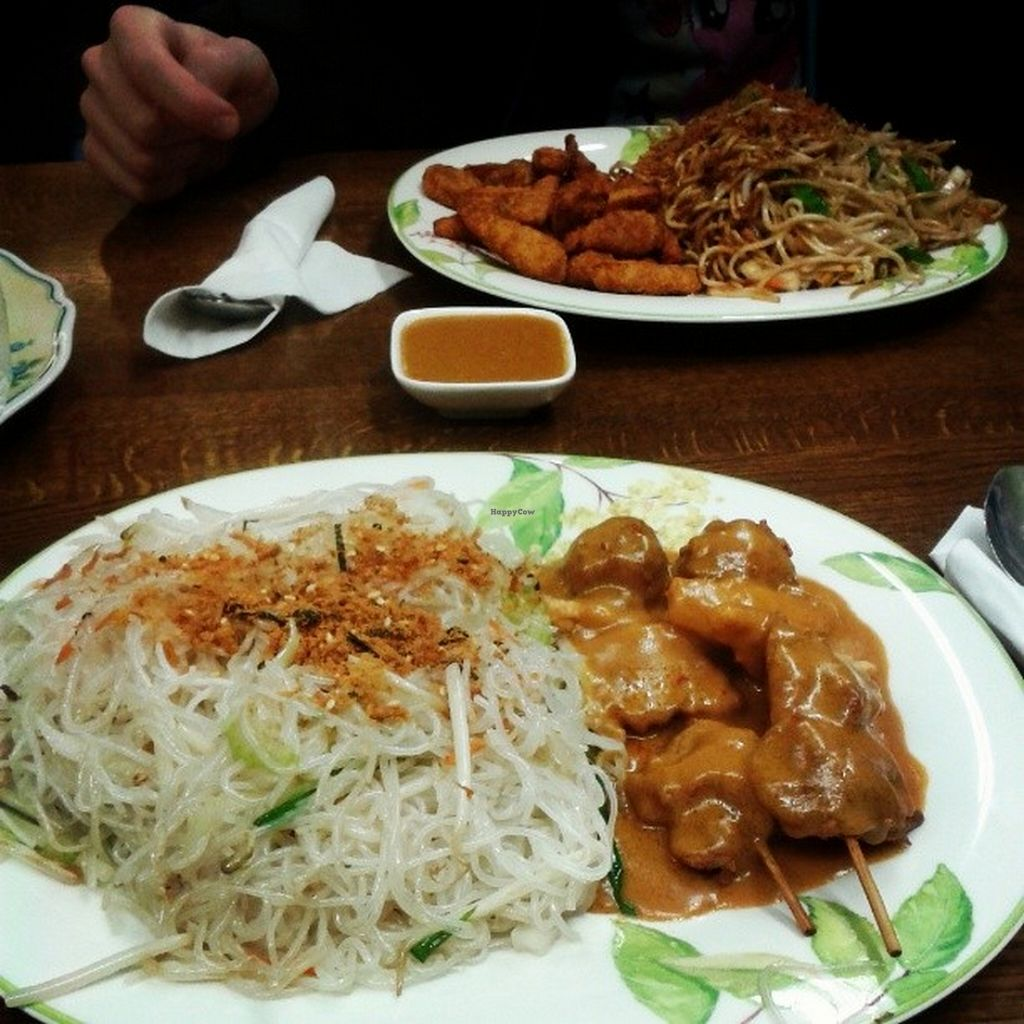"""Photo of Jade-Imbiss  by <a href=""""/members/profile/Tobias%20Boletaria"""">Tobias Boletaria</a> <br/>Vegetarian and vegan Chinese cuisine <br/> September 8, 2015  - <a href='/contact/abuse/image/14333/116920'>Report</a>"""