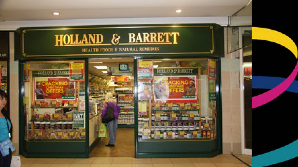 """Photo of Holland and Barrett - The Broad Street Mall  by <a href=""""/members/profile/Meaks"""">Meaks</a> <br/>Holland and Barrett <br/> August 11, 2016  - <a href='/contact/abuse/image/14339/167754'>Report</a>"""