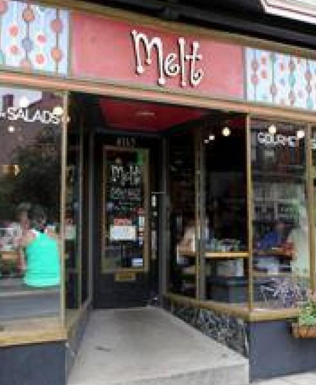 Photo of Melt  by melted2005 <br/>Melt serves up house made seitan, tofu scrambler, tempeh & tofu marianted, Vegan Cheddar, Vegan cashew cheese, as well as clean meats, animal rennet free cheese options, Gluten free options. Our Vegan Chili is super popular alone or as a 3 way!  <br/> November 22, 2013  - <a href='/contact/abuse/image/14364/216285'>Report</a>