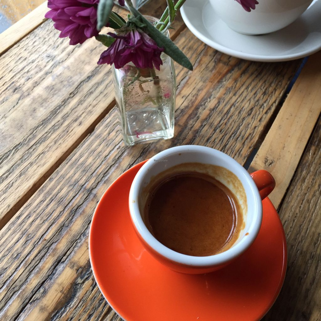 """Photo of The Happy Pear  by <a href=""""/members/profile/psysof"""">psysof</a> <br/>Double Espresso  <br/> August 10, 2015  - <a href='/contact/abuse/image/14382/113016'>Report</a>"""