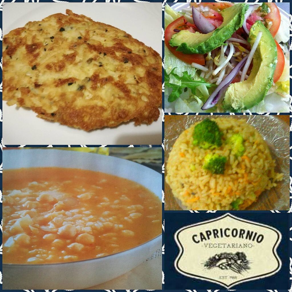 """Photo of Capricornio Vegetariano  by <a href=""""/members/profile/fabiolamm"""">fabiolamm</a> <br/>Opciones / Options <br/> February 26, 2018  - <a href='/contact/abuse/image/1438/364258'>Report</a>"""
