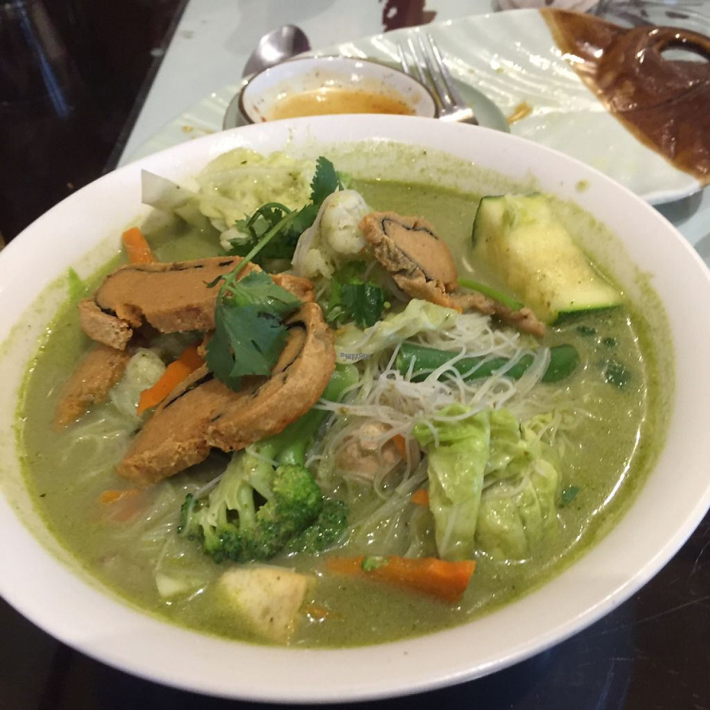 """Photo of Chat For Tea  by <a href=""""/members/profile/Melsy_4444"""">Melsy_4444</a> <br/>Thai green curry soup <br/> December 9, 2016  - <a href='/contact/abuse/image/14391/198449'>Report</a>"""
