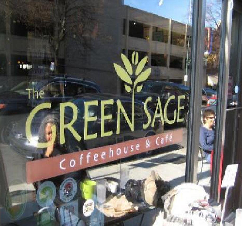 "Photo of Green Sage Cafe - Broadway  by <a href=""/members/profile/Julie%20R"">Julie R</a> <br/>Front of Green Sage <br/> November 21, 2011  - <a href='/contact/abuse/image/14420/194439'>Report</a>"