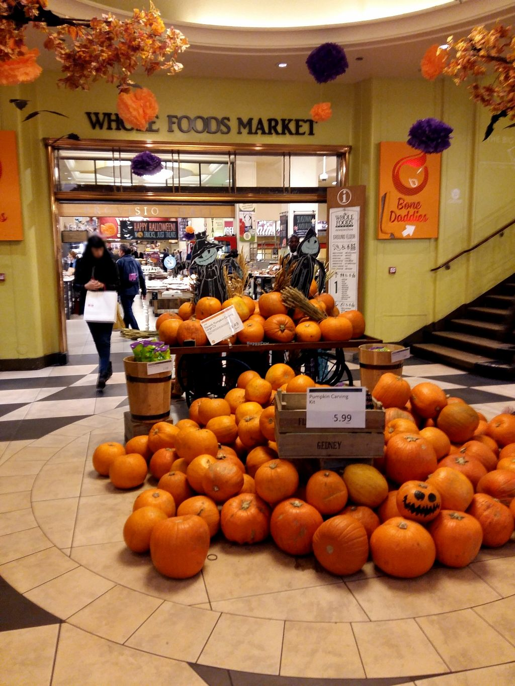 """Photo of Whole Foods Market - Kensington High St  by <a href=""""/members/profile/Gudrun"""">Gudrun</a> <br/>Whole Foods Market <br/> January 31, 2016  - <a href='/contact/abuse/image/14443/134400'>Report</a>"""