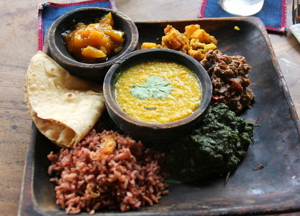 """Photo of Kafe  by <a href=""""/members/profile/reissausta%20ja%20ruokaa"""">reissausta ja ruokaa</a> <br/>Indian food.  <br/> November 13, 2016  - <a href='/contact/abuse/image/14466/189418'>Report</a>"""
