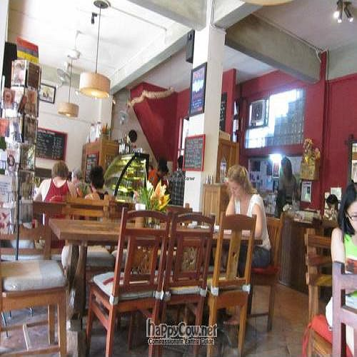 """Photo of Kafe  by <a href=""""/members/profile/jshah"""">jshah</a> <br/>kafe seating <br/> June 10, 2011  - <a href='/contact/abuse/image/14466/9127'>Report</a>"""