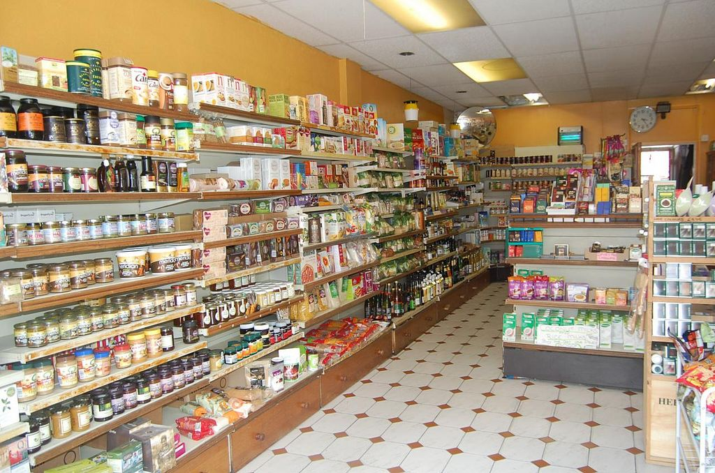 """Photo of Well Bean - Blackheath  by <a href=""""/members/profile/Clare"""">Clare</a> <br/>Nice selection of spreads and dry goods <br/> June 18, 2015  - <a href='/contact/abuse/image/14515/106419'>Report</a>"""