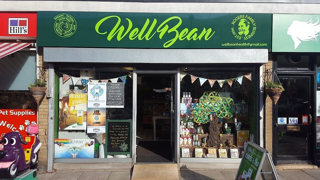 """Photo of Well Bean - Blackheath  by <a href=""""/members/profile/Clare"""">Clare</a> <br/>New Front 2016 <br/> November 30, 2016  - <a href='/contact/abuse/image/14515/196056'>Report</a>"""