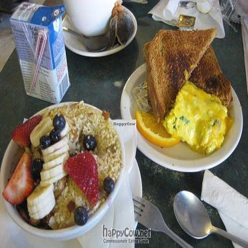 """Photo of Macy's European Coffeehouse  by <a href=""""/members/profile/PhytoFan"""">PhytoFan</a> <br/>Fine Breakfast <br/> April 4, 2010  - <a href='/contact/abuse/image/1452/4209'>Report</a>"""