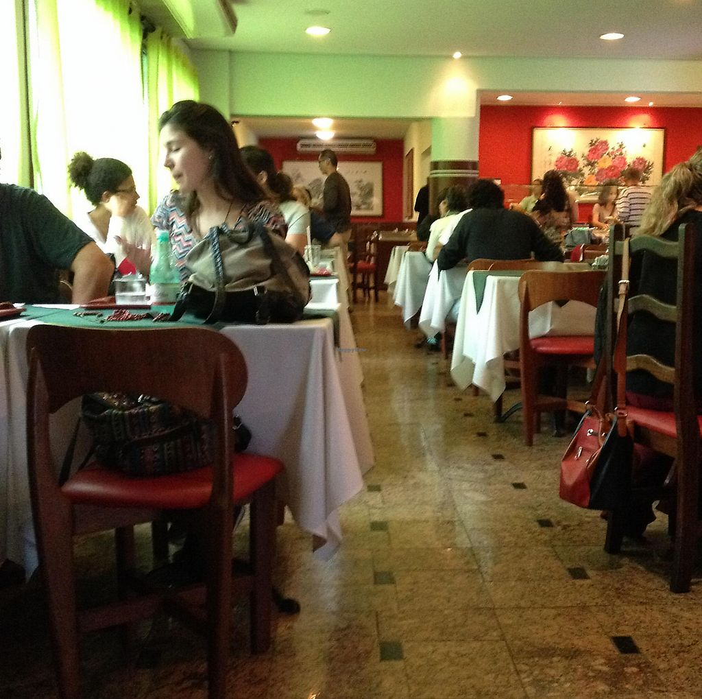 """Photo of San Ro  by <a href=""""/members/profile/vegan_ryan"""">vegan_ryan</a> <br/>Interior of restaurant <br/> August 1, 2015  - <a href='/contact/abuse/image/14532/289882'>Report</a>"""