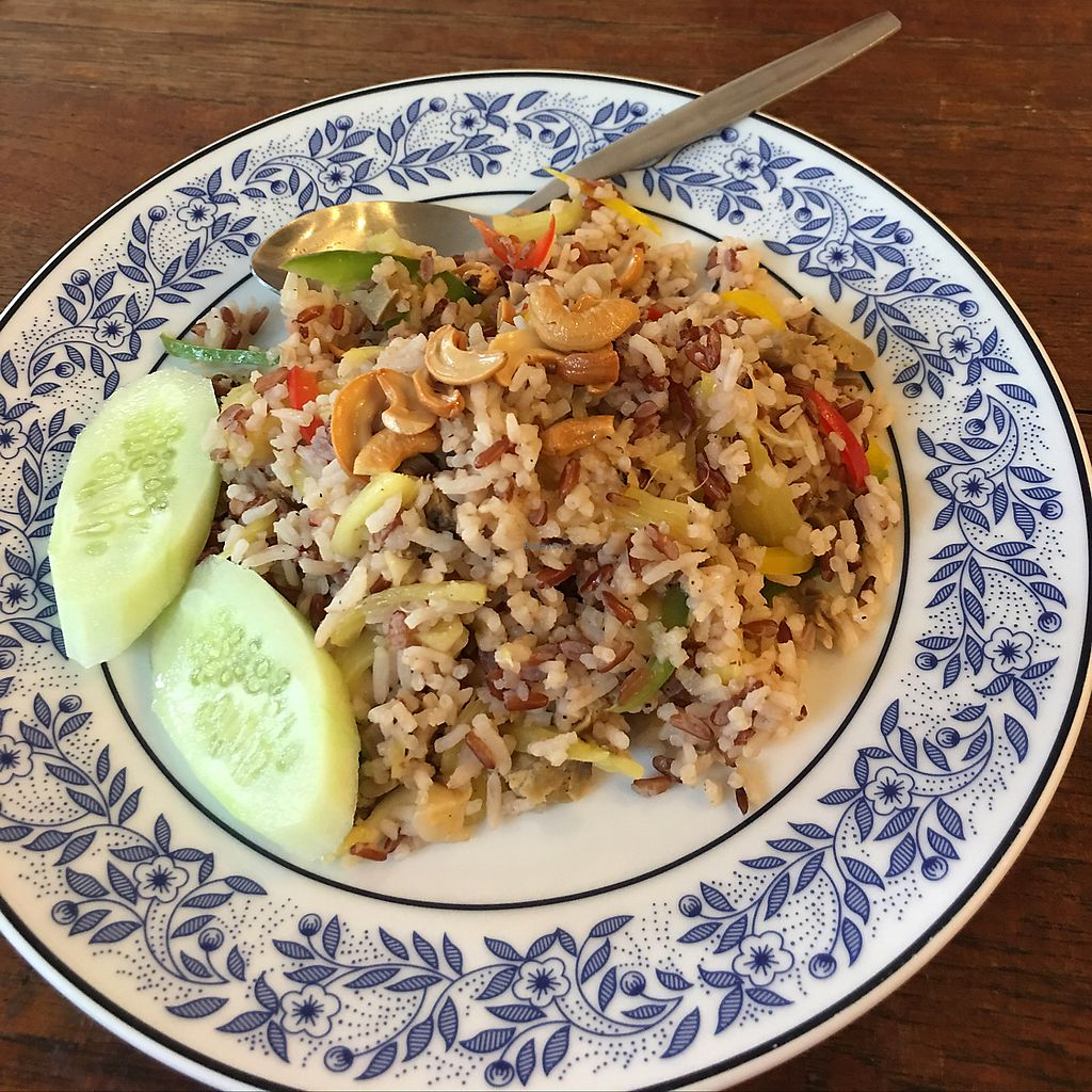 "Photo of Chew Xin Jai  by <a href=""/members/profile/Durianrider"">Durianrider</a> <br/>oil free fried rice  <br/> June 29, 2017  - <a href='/contact/abuse/image/14583/274727'>Report</a>"