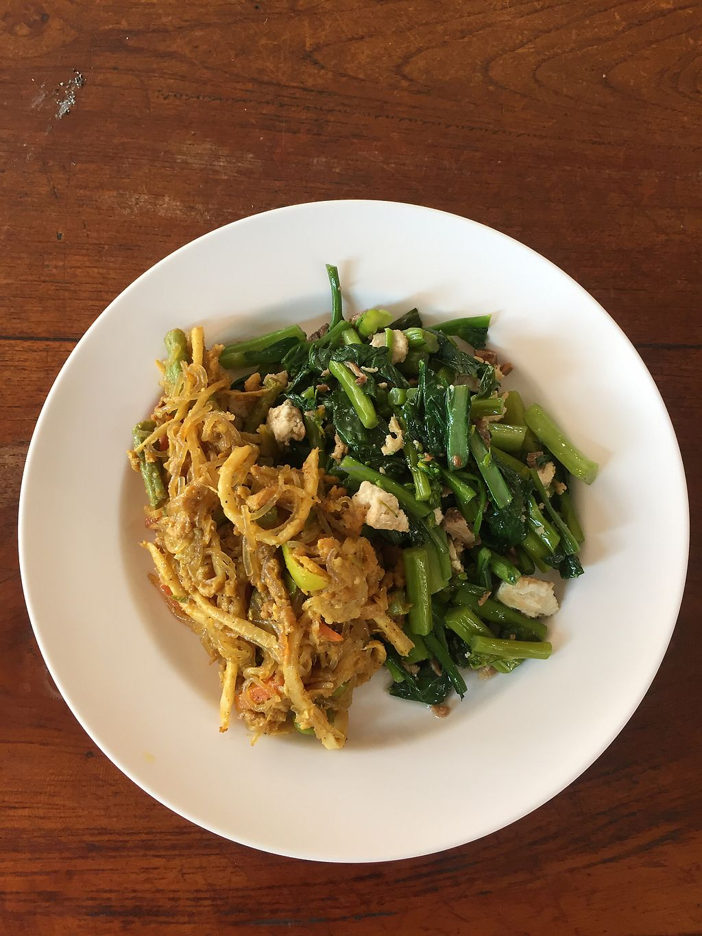 "Photo of Chew Xin Jai  by <a href=""/members/profile/war.vic"">war.vic</a> <br/>2 dishes - 35 baht! They were delicious <br/> March 3, 2018  - <a href='/contact/abuse/image/14583/366103'>Report</a>"