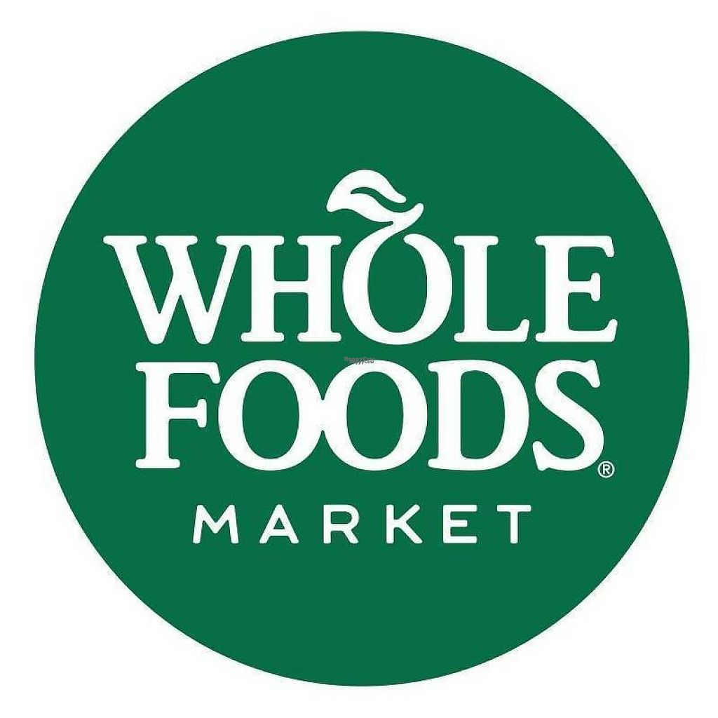 """Photo of Whole Foods Market  by <a href=""""/members/profile/community"""">community</a> <br/>logo  <br/> February 3, 2017  - <a href='/contact/abuse/image/14590/221455'>Report</a>"""