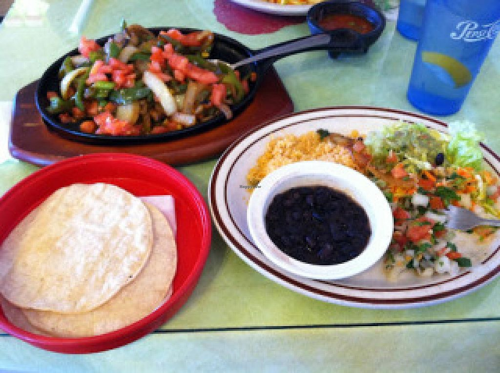 """Photo of La Casa Don Miquel  by <a href=""""/members/profile/Meggie%20and%20Ben"""">Meggie and Ben</a> <br/>Fajitas <br/> January 4, 2015  - <a href='/contact/abuse/image/14687/89481'>Report</a>"""