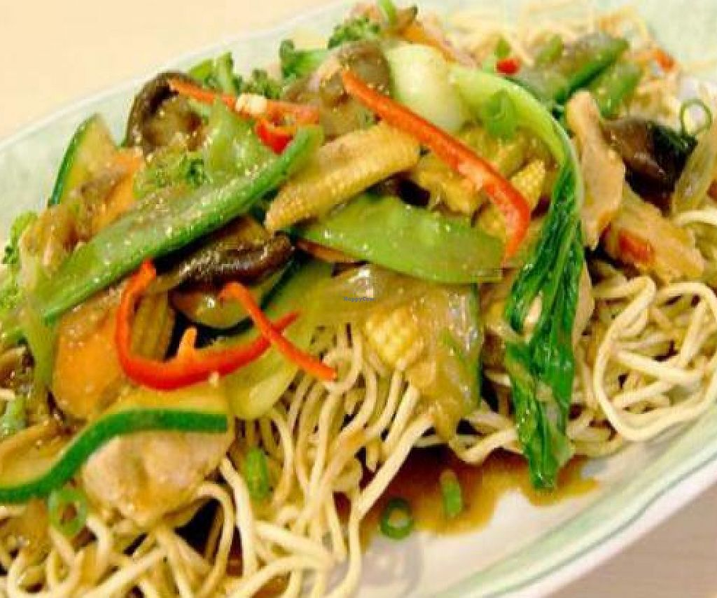 """Photo of Loving Hut - Favoritenstrasse  by <a href=""""/members/profile/spagetti"""">spagetti</a> <br/>good vietnamese dishes <br/> October 31, 2011  - <a href='/contact/abuse/image/14720/188571'>Report</a>"""