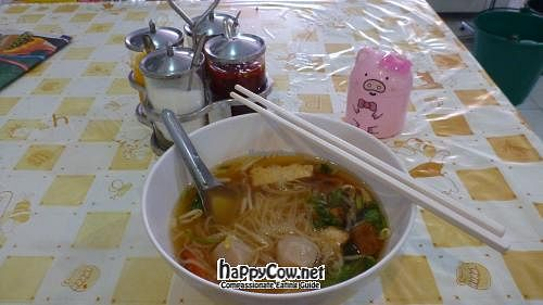 "Photo of Thummachart Vegetarian Food   by <a href=""/members/profile/anjobaba"">anjobaba</a> <br/>noodle soup with duck(30THB) <br/> March 12, 2012  - <a href='/contact/abuse/image/14860/29288'>Report</a>"