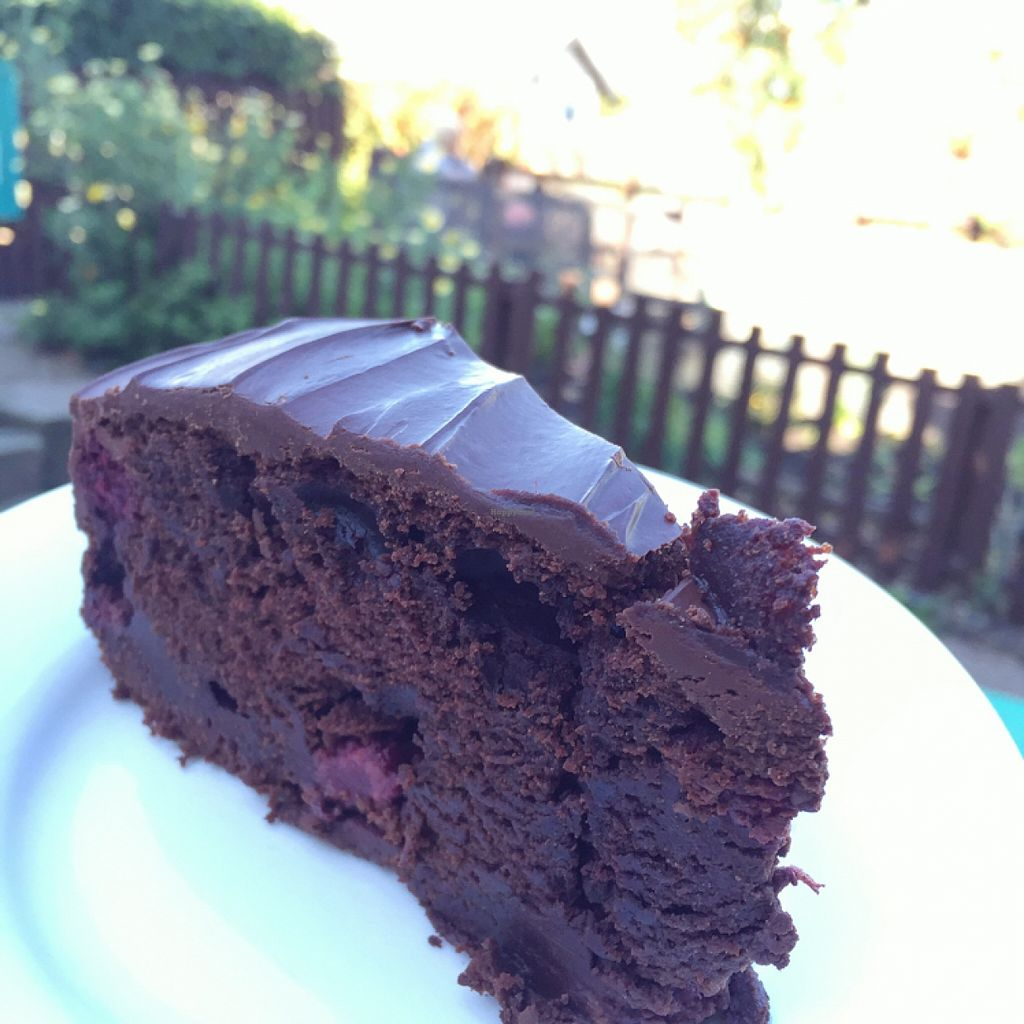 """Photo of Heeley City Farm Shop  by <a href=""""/members/profile/GeorgiaCook"""">GeorgiaCook</a> <br/>Gorgeous home made cake at the cafe!  <br/> November 7, 2015  - <a href='/contact/abuse/image/14865/124149'>Report</a>"""