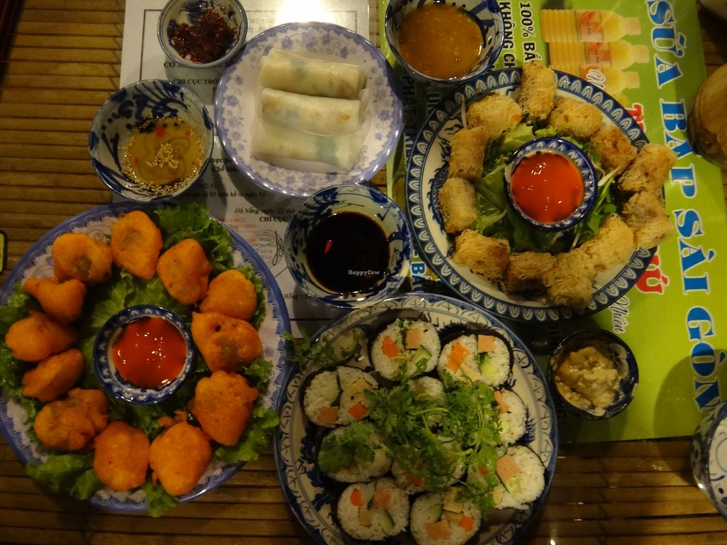 """Photo of Lien Hoa  by <a href=""""/members/profile/GioiaMilan"""">GioiaMilan</a> <br/>Delicious Dinner <br/> December 8, 2015  - <a href='/contact/abuse/image/14885/127586'>Report</a>"""