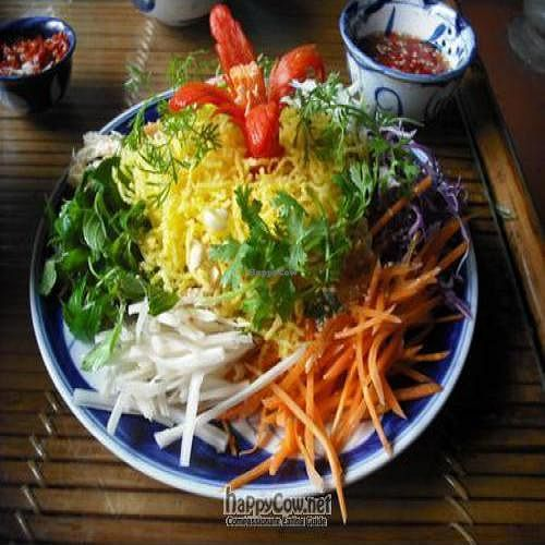 """Photo of Lien Hoa  by <a href=""""/members/profile/Egg%20But%20No%20Bacon"""">Egg But No Bacon</a> <br/>'Affection and Missing' salad. Highly recommended! <br/> March 21, 2009  - <a href='/contact/abuse/image/14885/1665'>Report</a>"""