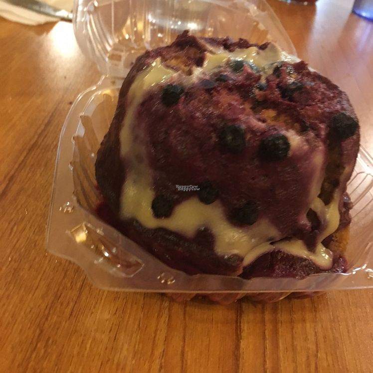 """Photo of Stuff I Eat  by <a href=""""/members/profile/analisavaldez"""">analisavaldez</a> <br/>blueberry vanilla cake <br/> October 3, 2016  - <a href='/contact/abuse/image/14920/179484'>Report</a>"""