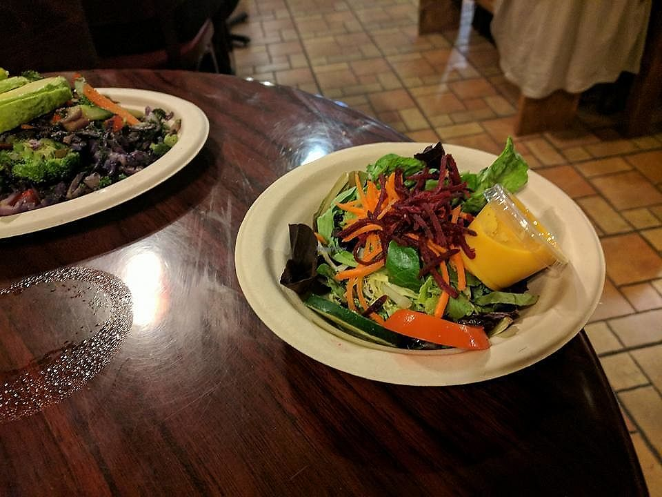 """Photo of Stuff I Eat  by <a href=""""/members/profile/zenmaestro"""">zenmaestro</a> <br/>side salad -i think <br/> November 10, 2017  - <a href='/contact/abuse/image/14920/323816'>Report</a>"""