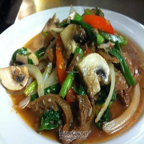 "Photo of Kow Thai  by <a href=""/members/profile/pheraphat"">pheraphat</a> <br/>Mock Duck Basil <br/> August 17, 2011  - <a href='/contact/abuse/image/14927/10176'>Report</a>"