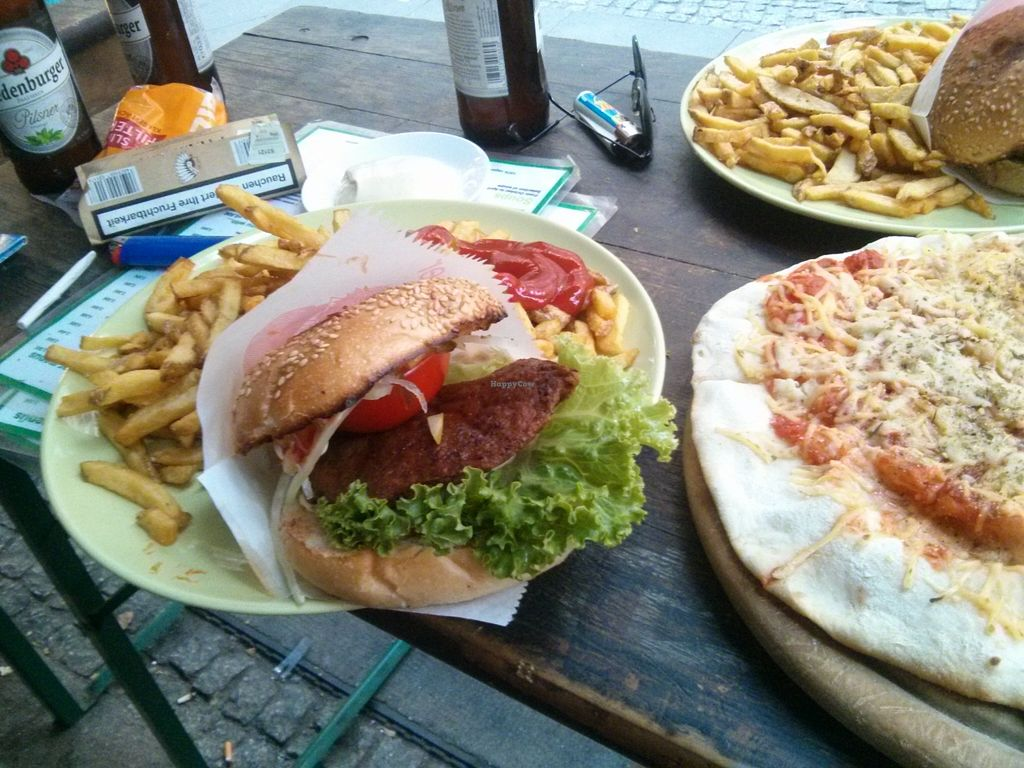 """Photo of Yoyo Foodworld  by <a href=""""/members/profile/hadasalex"""">hadasalex</a> <br/>great hamburger <br/> October 17, 2015  - <a href='/contact/abuse/image/14960/121636'>Report</a>"""