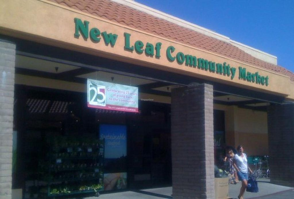 "Photo of New Leaf Community Market  by <a href=""/members/profile/H"">H</a> <br/>outside <br/> January 23, 2014  - <a href='/contact/abuse/image/1498/62989'>Report</a>"