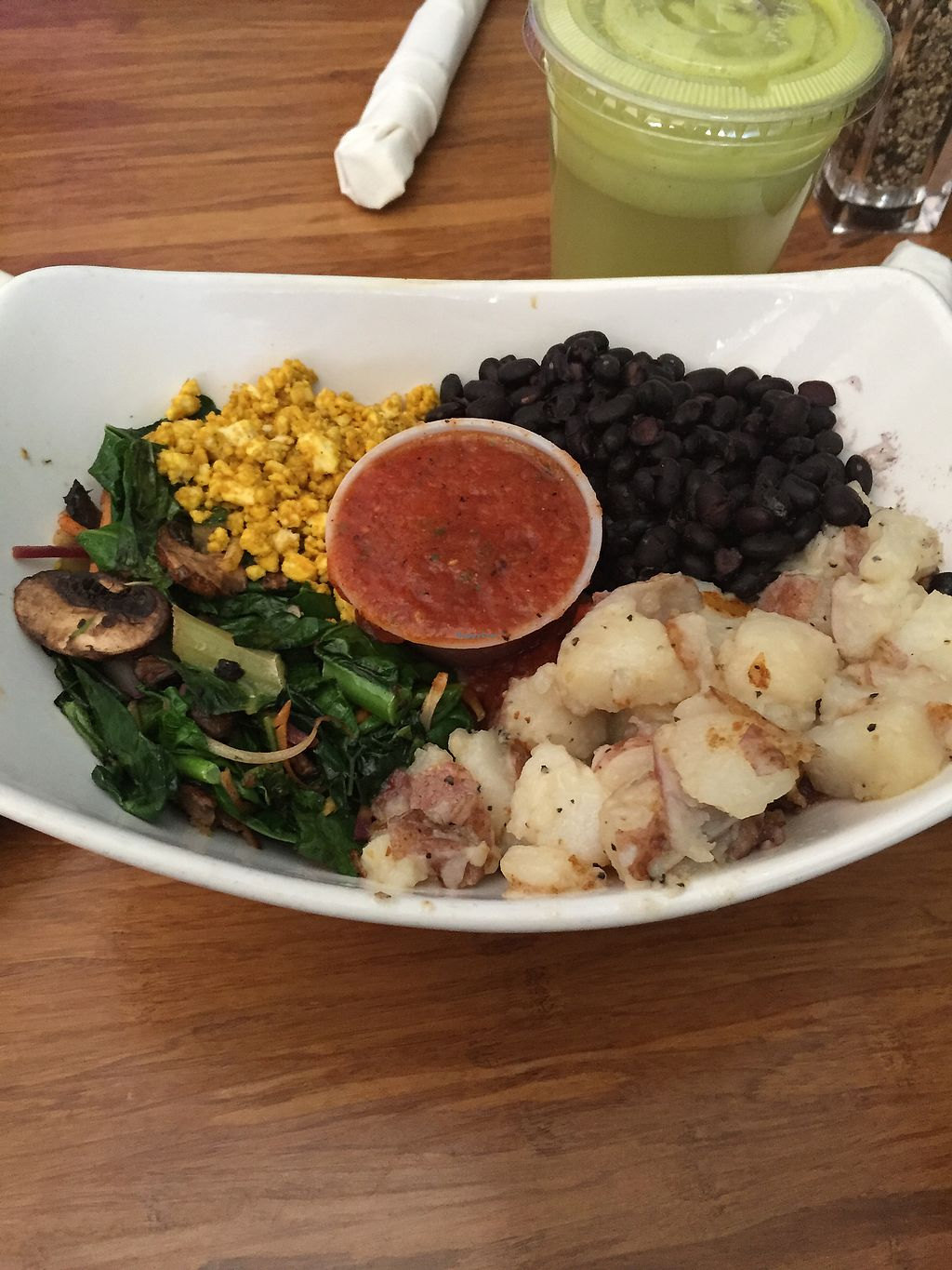 "Photo of Palm Greens Cafe  by <a href=""/members/profile/R-MV"">R-MV</a> <br/>Breakfast Bowl  <br/> August 9, 2017  - <a href='/contact/abuse/image/15008/290839'>Report</a>"