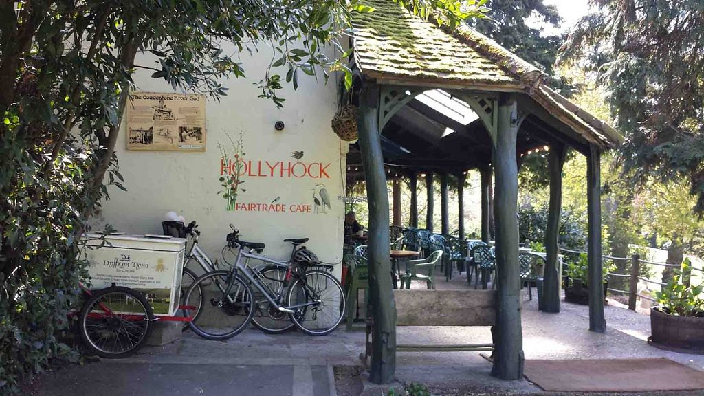"""Photo of Hollyhock Cafe  by <a href=""""/members/profile/Meaks"""">Meaks</a> <br/>Hollyhock Cafe <br/> August 3, 2016  - <a href='/contact/abuse/image/15012/165040'>Report</a>"""