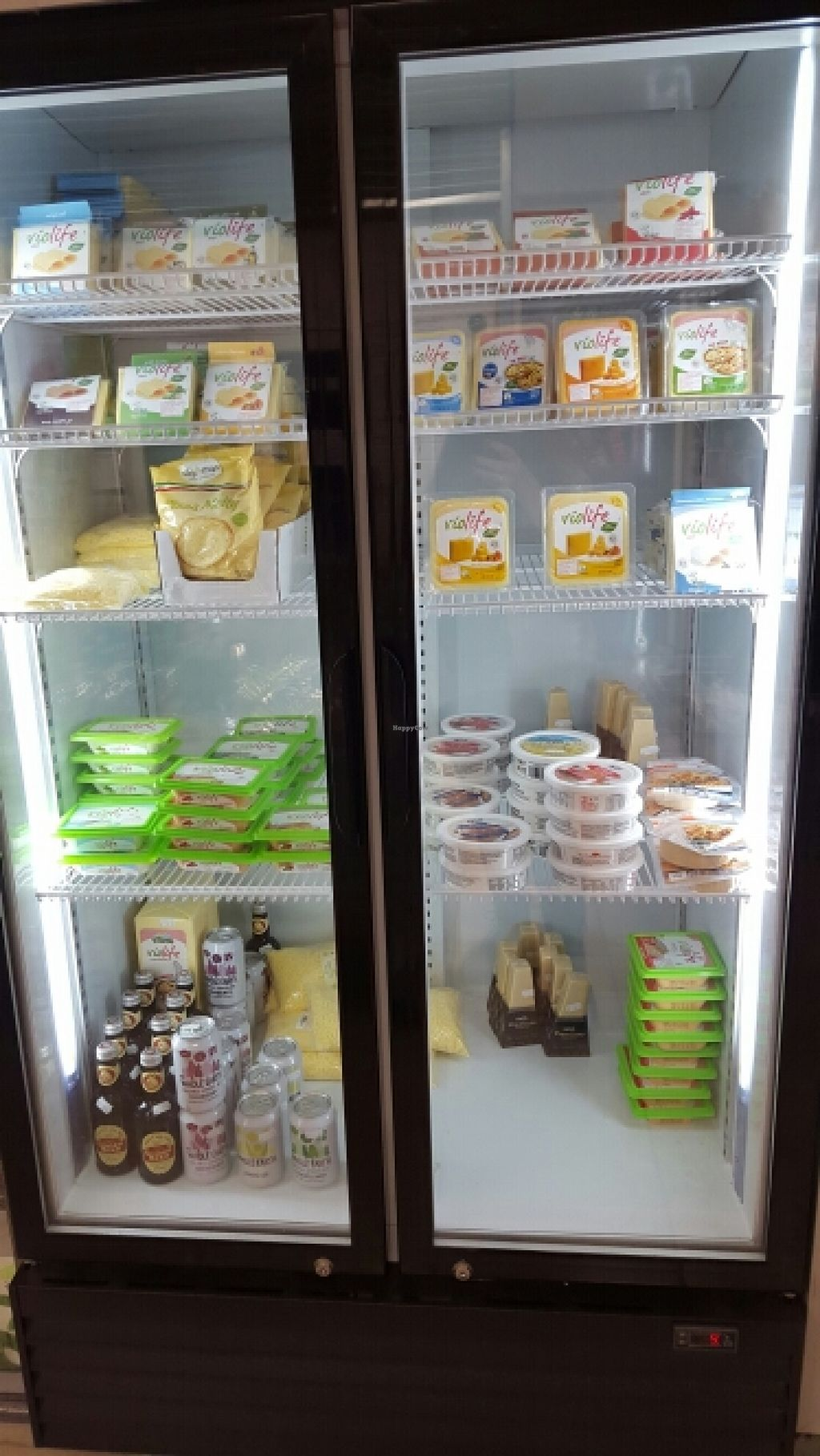 """Photo of Alternative Stores  by <a href=""""/members/profile/Melanie%20vaa"""">Melanie vaa</a> <br/>vegan cheese  <br/> February 5, 2016  - <a href='/contact/abuse/image/15169/135111'>Report</a>"""